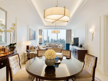 Luxury hotel residence apartment in Downtown Dubai