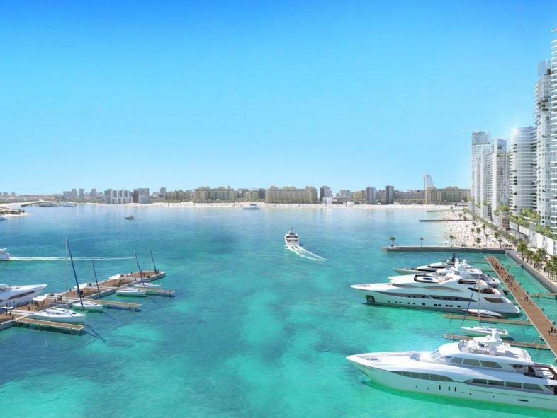 Unavailable Full floor in Emaar Beachfront, Dubai Harbour