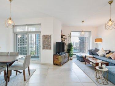 Luxury apartment in Downtown Dubai