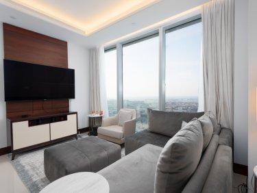 City view apartment in Downtown Dubai