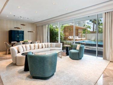 Luxury duplex apartment on Palm Jumeirah