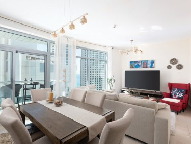 Sea View apartment in prime Dubai Marina location