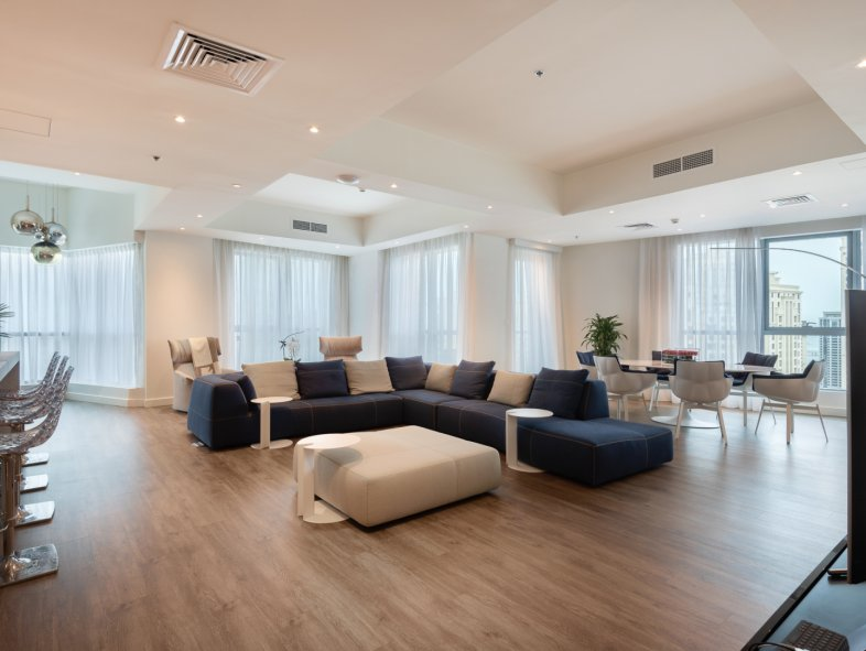 Unavailable Penthouse in Bay Central, Dubai Marina