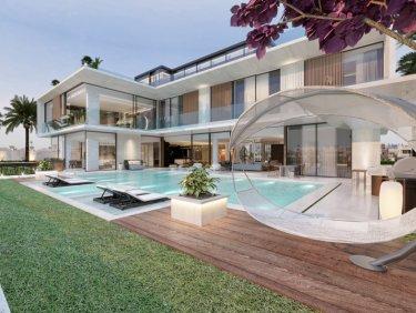 Custom Designed Palm Jumeirah Mansion