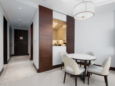 Large 1BR in the iconic Sky View   High Floor