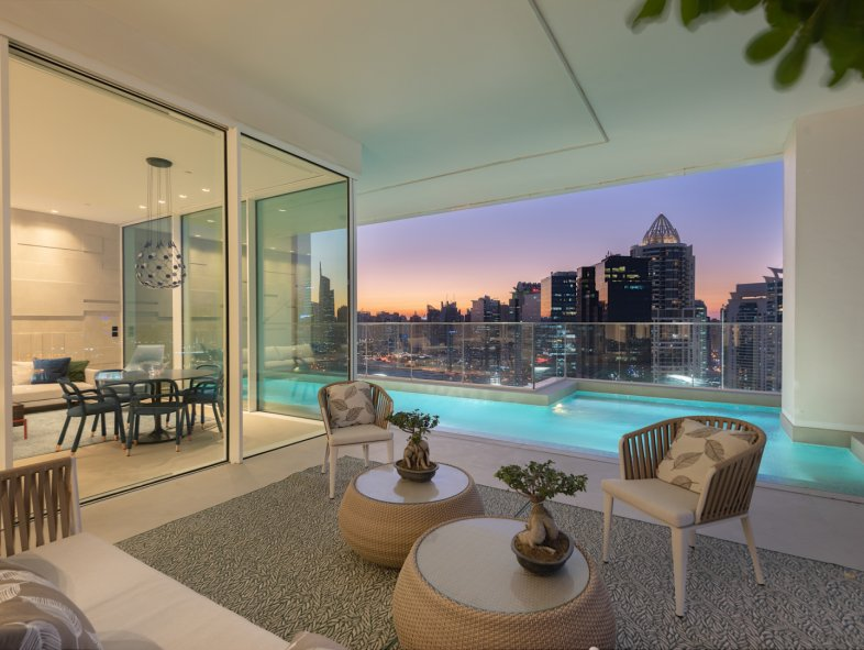 Penthouse available for sale in Banyan Tree Residences Hillside Dubai, The Hills