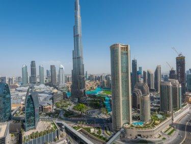 Spectacular Burj View   High Floor   05 Series