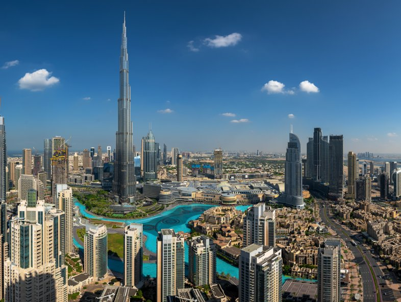 Penthouse available for sale in Vida Residence , Downtown Dubai