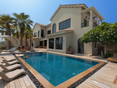 Fully Upgraded Signature Villa with Extended BUA