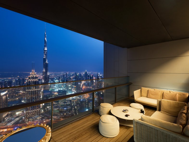 Unavailable Penthouse in The Index Tower, DIFC