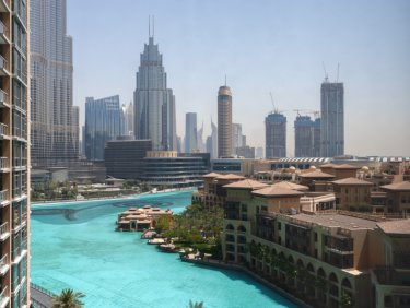 Luxury furnished apartment in Downtown Dubai