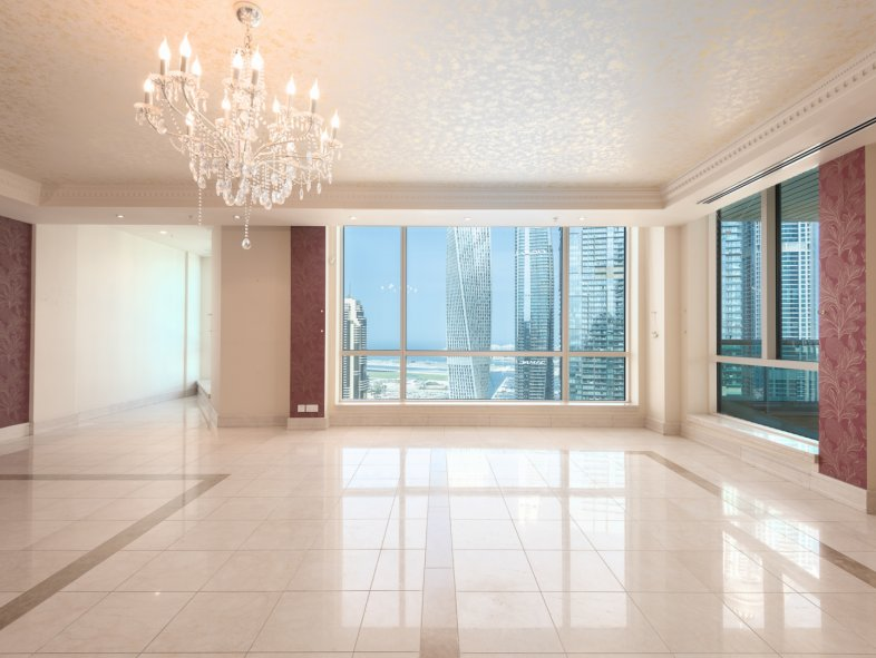 Penthouse available for sale in Six Towers, Dubai Marina