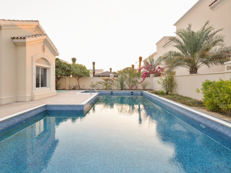 Villa available for sale in Polo Homes, Arabian Ranches