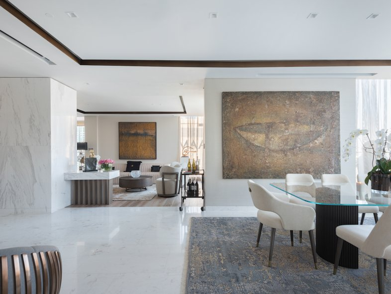 Unavailable Penthouse in LIV Residences, Dubai Marina