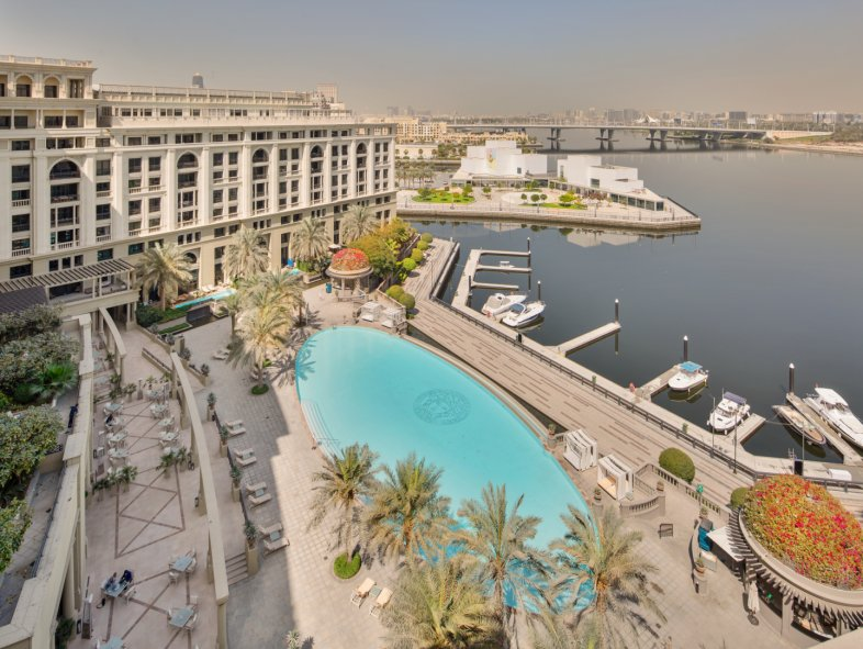 Penthouse available for sale in Palazzo Versace, Culture Village