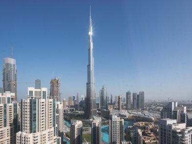 High Floor | Vacant | Burj View