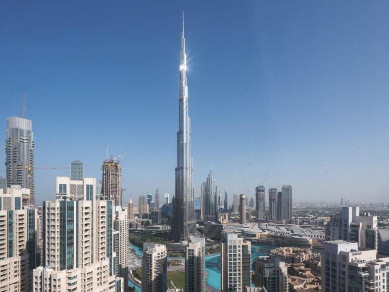Unavailable Apartment in Vida Residence , Downtown Dubai