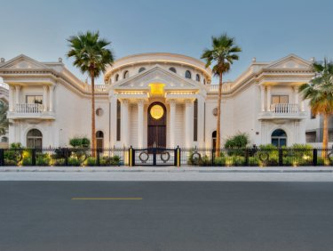 The Greek Palace on Palm Jumeirah