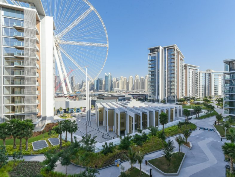 Apartment available for rent in Bluewaters Residences, Bluewaters Island