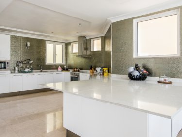 Upgraded Garden Homes villa on Palm Jumeirah