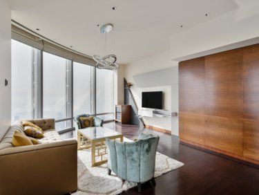 Furnished 2 Bed in Burj Khalifa with Full Fountain View