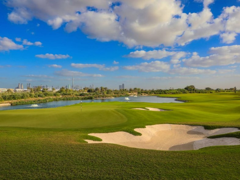 Plot available for sale in Fairway Vistas , Dubai Hills