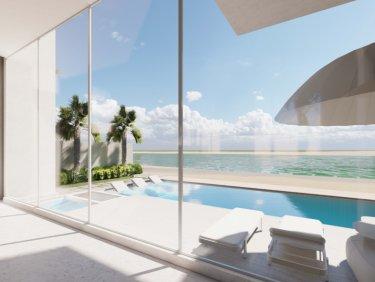 Custom-made Upgraded Beachfront Mansion