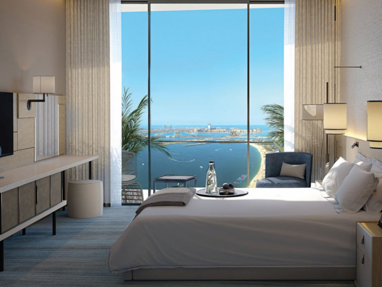 Apartment available for sale in The Address Residences Jumeirah Resorts & Spa, Jumeirah Beach Residence