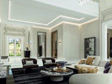 Grand, beachfront luxury villa on Palm Jumeirah