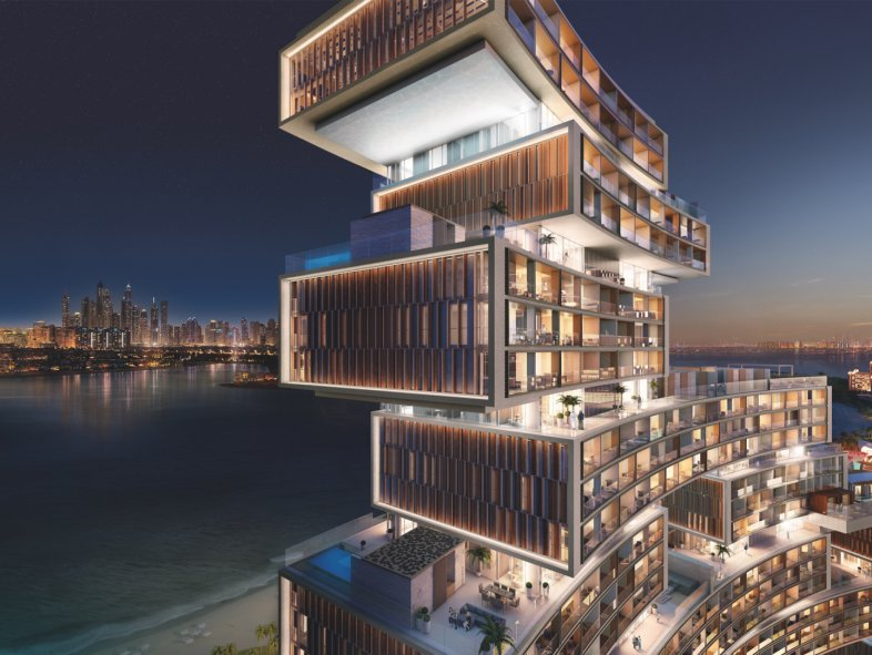 Apartment available for sale in The Crescent, Palm Jumeirah