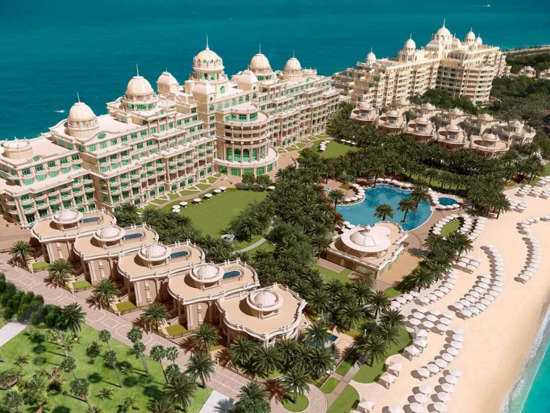 Penthouse available for sale in The Crescent, Palm Jumeirah