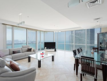 Properties available in Al Fattan Marine Towers