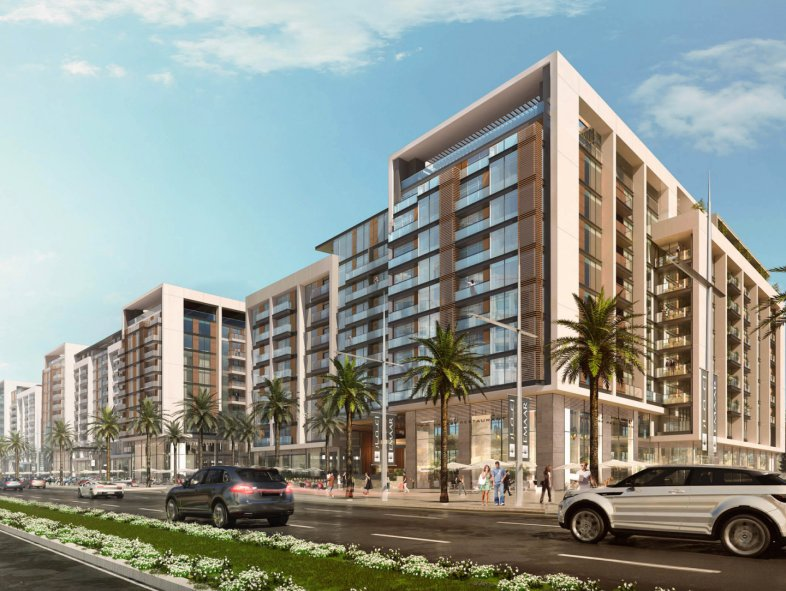 Apartment available for sale in Acacia Park Heights, Dubai Hills