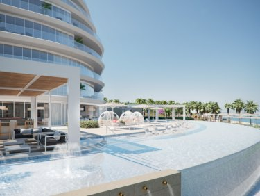 Luxury sea view serviced residence on Palm Jumeirah