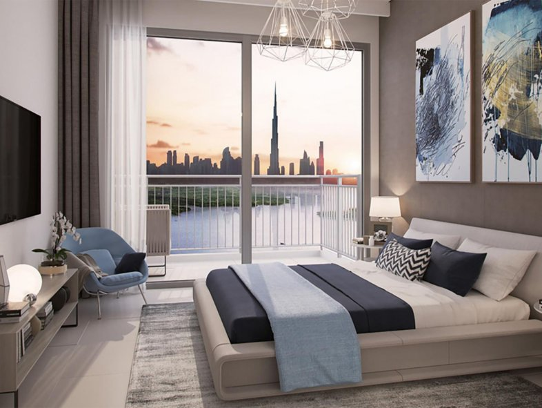 Apartment available for sale in 17 Icon Bay, Dubai Creek Harbour
