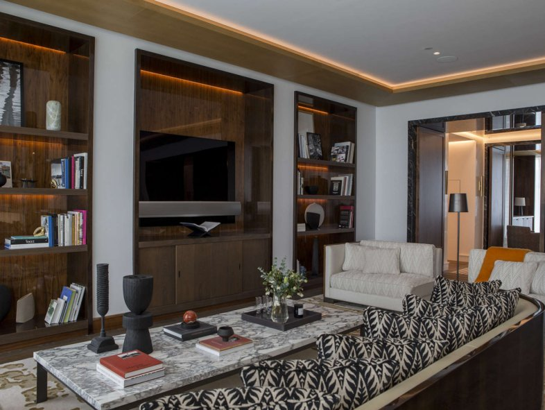 Penthouse available for sale in Dorchester Collection, Business Bay