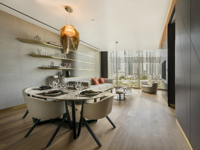 Apartment available for sale in The Opus, Business Bay