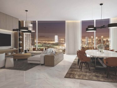 Luxury family-sized apartment in Opera District, Downtown Dubai