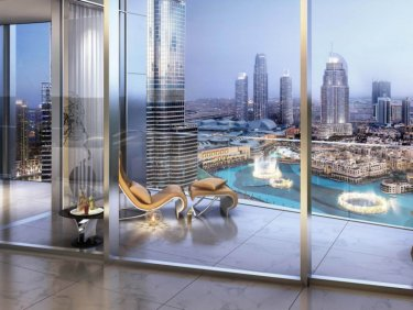 Luxury apartment in the cultural centre of Downtown Dubai