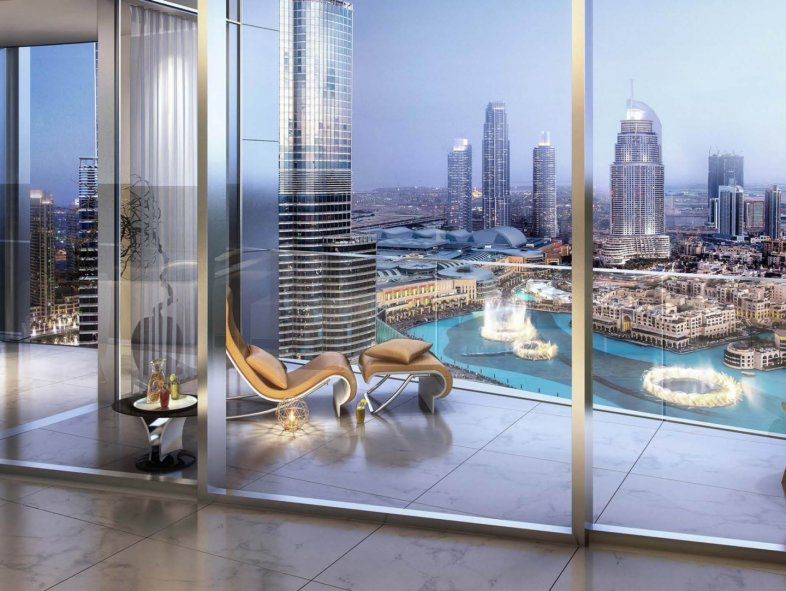 Apartment available for sale in Il Primo, Downtown Dubai