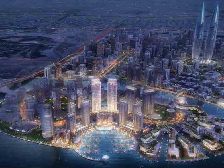 Apartment available for sale in Harbour Views, Dubai Creek Harbour