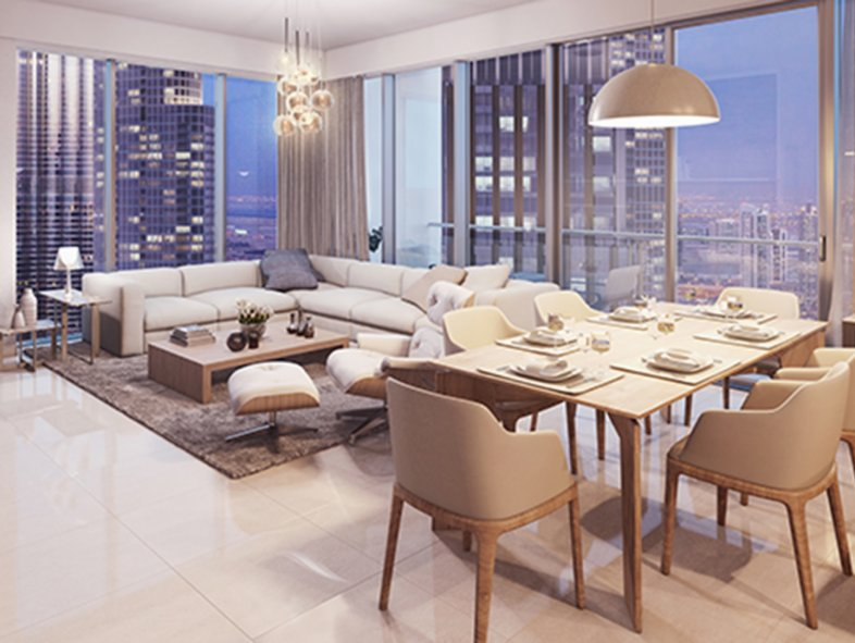 Apartment available for sale in Forte, Downtown Dubai