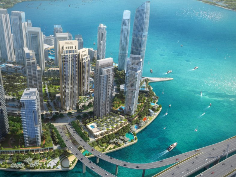 Apartment available for sale in Creek Rise, Dubai Creek Harbour