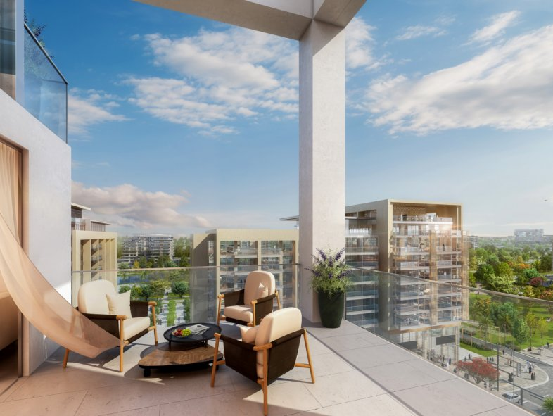 Apartment available for sale in Park Point, Dubai Hills
