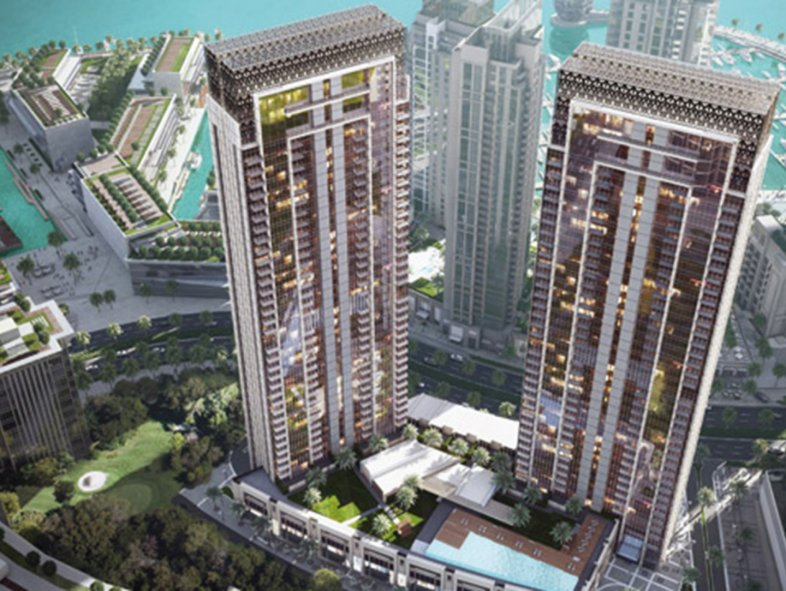 Apartment available for sale in Creekside 18, Dubai Creek Harbour