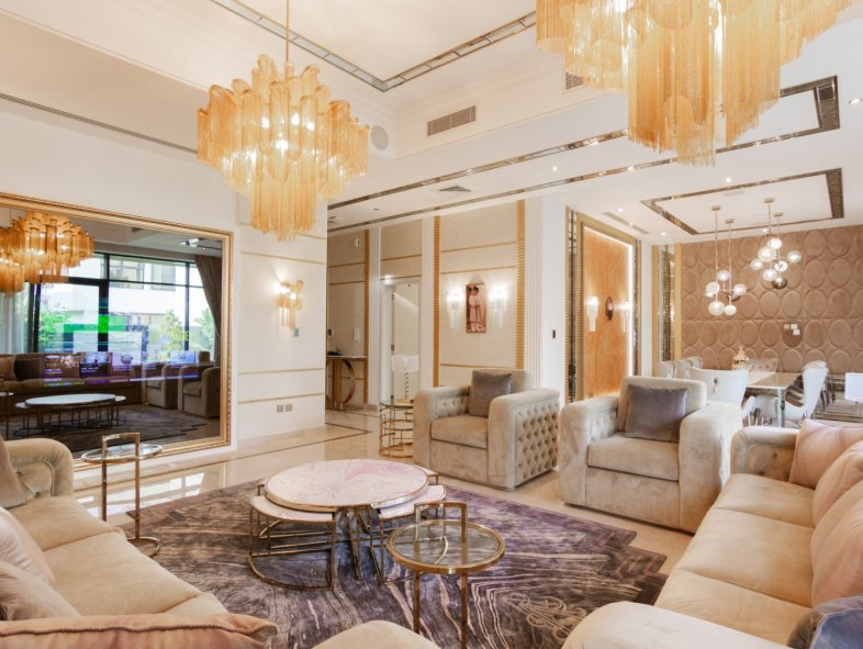 Villa available for sale in Damac Hills, Dubai Land
