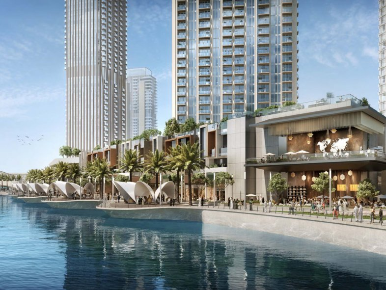 Apartment available for sale in The Grand, Dubai Creek Harbour