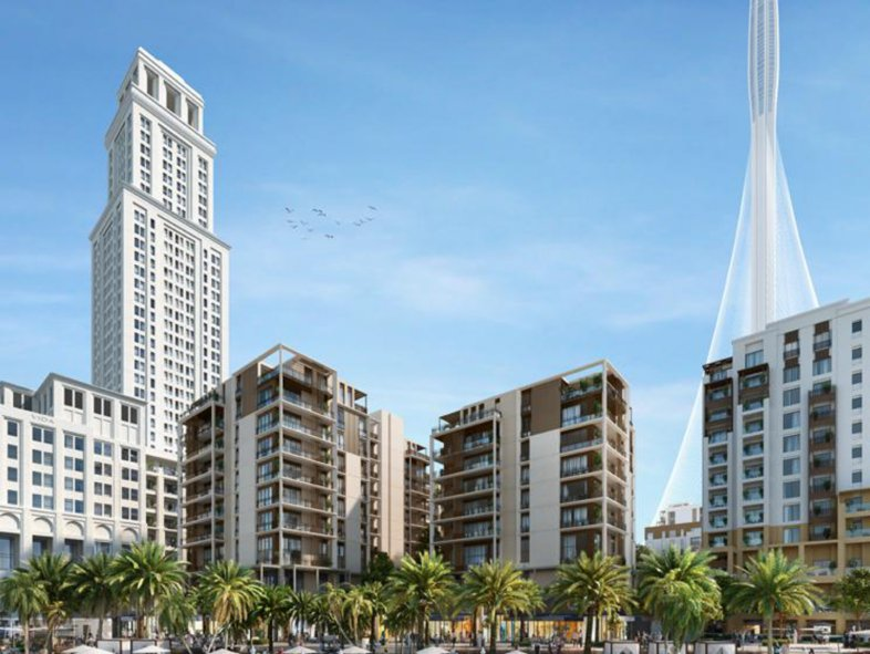 Apartment available for sale in Creek Beach, Dubai Creek Harbour