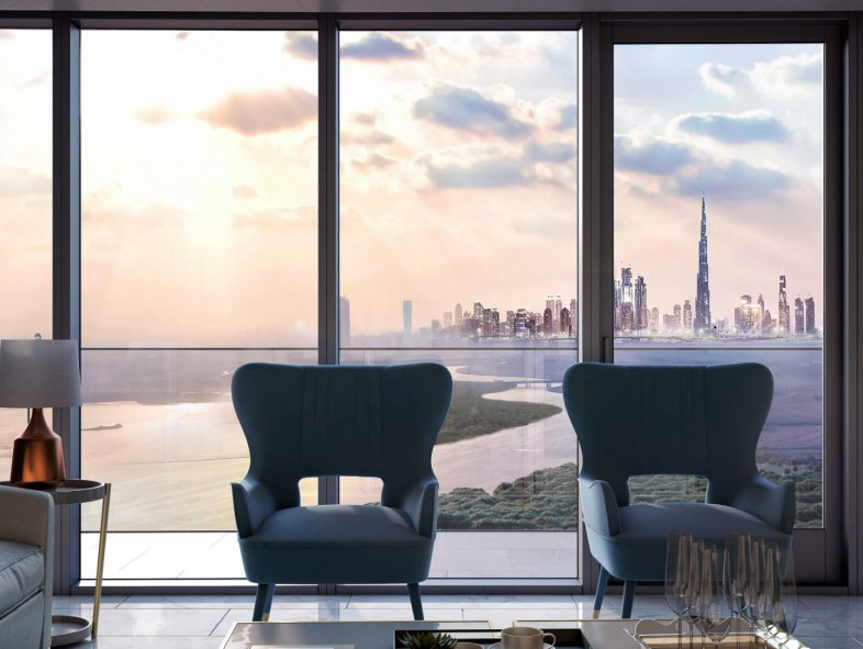 Apartment available for sale in The Address Harbour Point, Dubai Creek Harbour