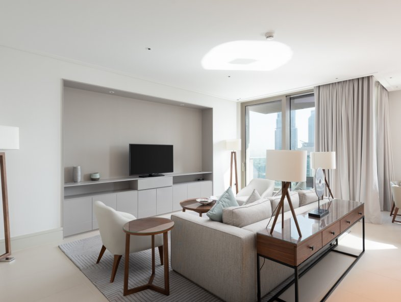 Apartment available for sale in Vida Residence , Downtown Dubai